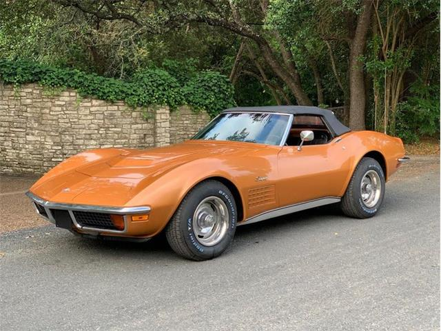 1972 Chevrolet Corvette (CC-1465832) for sale in Youngville, North Carolina