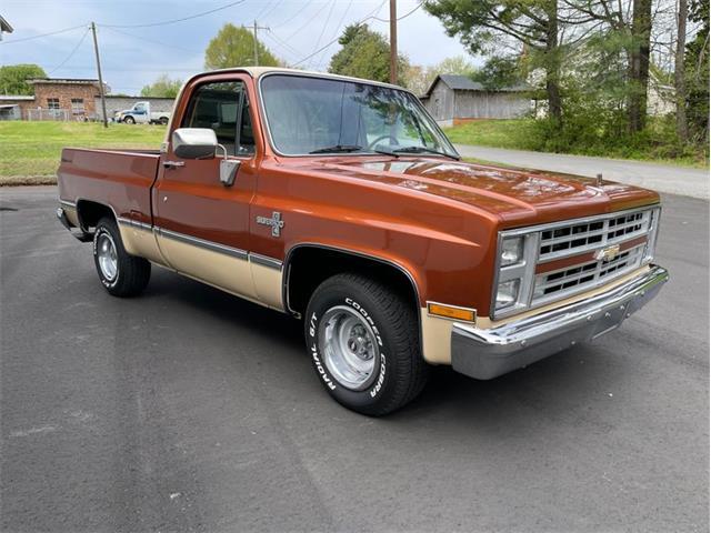 1985 Chevrolet Silverado (CC-1465833) for sale in Youngville, North Carolina