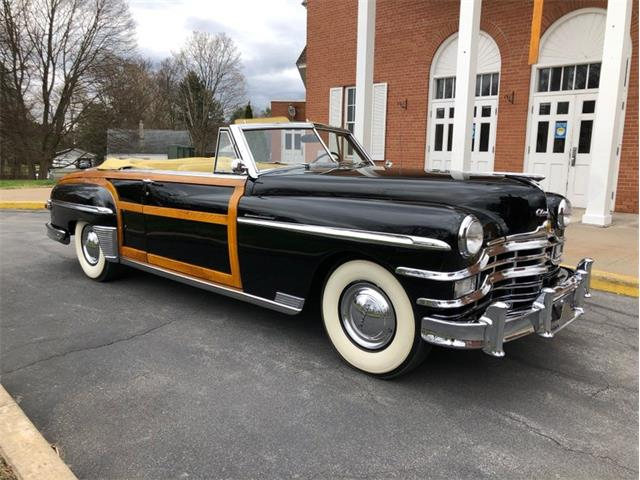 1949 Chrysler Town & Country (CC-1465834) for sale in Youngville, North Carolina