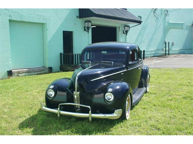 1940 Ford Coupe (CC-1465836) for sale in Cadillac, Michigan