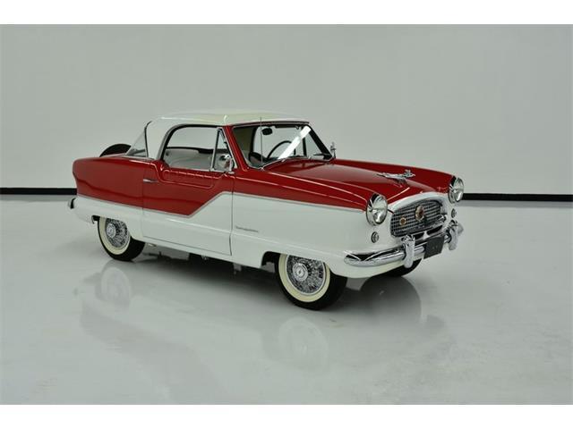 1960 Nash Metropolitan (CC-1460584) for sale in Youngville, North Carolina