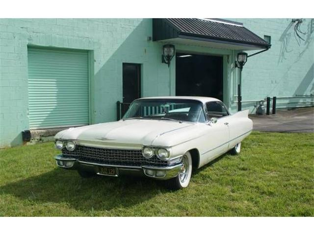 1960 Cadillac Coupe DeVille (CC-1465842) for sale in Cadillac, Michigan
