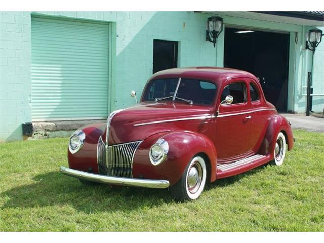 1940 Ford Coupe (CC-1465844) for sale in Cadillac, Michigan