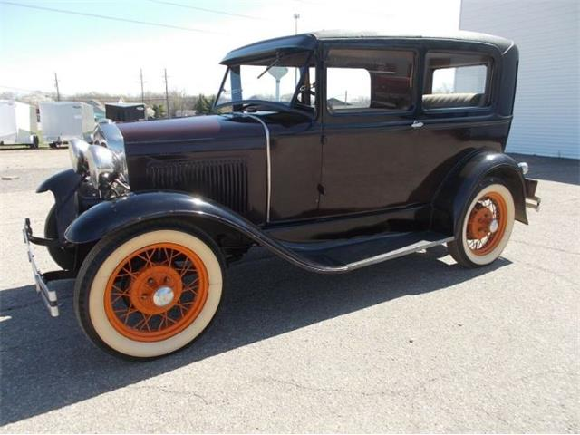 1931 Ford Model A (CC-1465848) for sale in Cadillac, Michigan