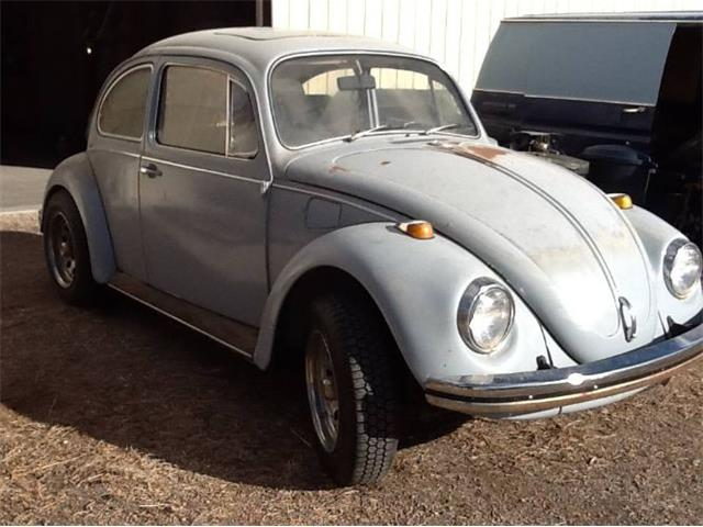 1968 Volkswagen Beetle (CC-1465855) for sale in Cadillac, Michigan
