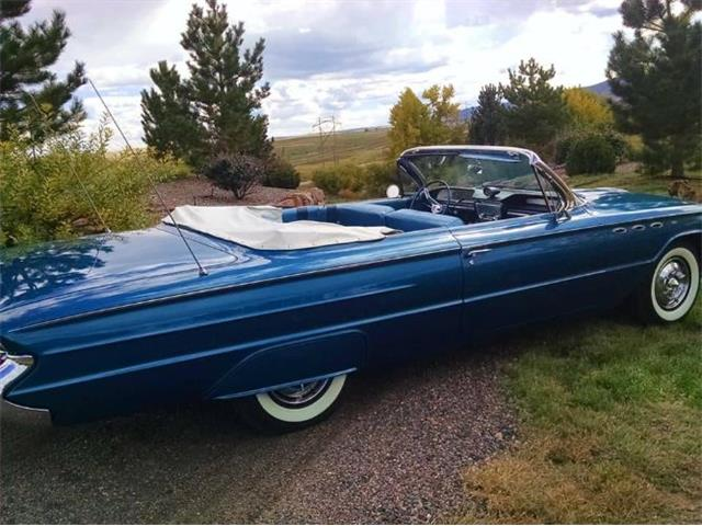 1961 Buick LeSabre (CC-1465857) for sale in Cadillac, Michigan