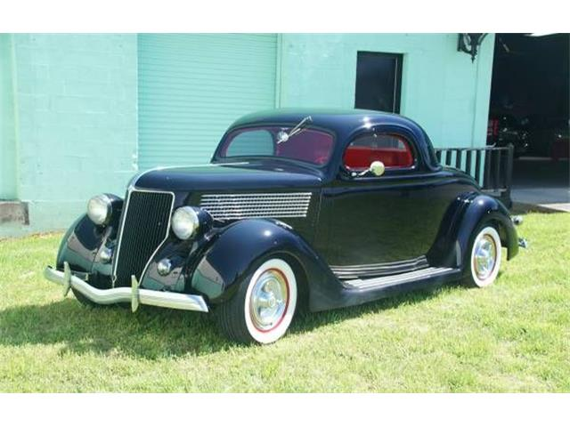 1936 Ford Coupe (CC-1465859) for sale in Cadillac, Michigan