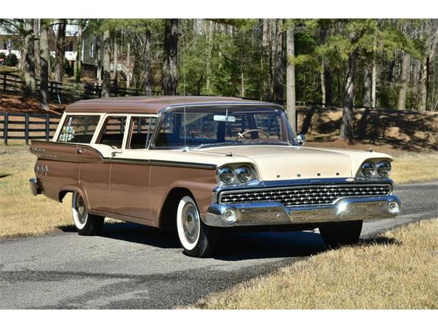 1959 Ford Ranch Wagon (CC-1460586) for sale in Youngville, North Carolina