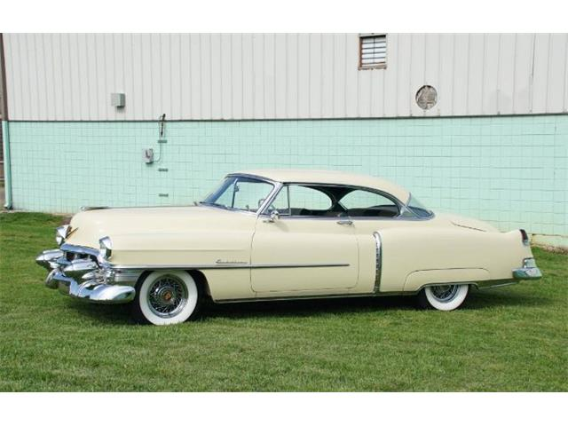 1953 Cadillac Coupe (CC-1465863) for sale in Cadillac, Michigan