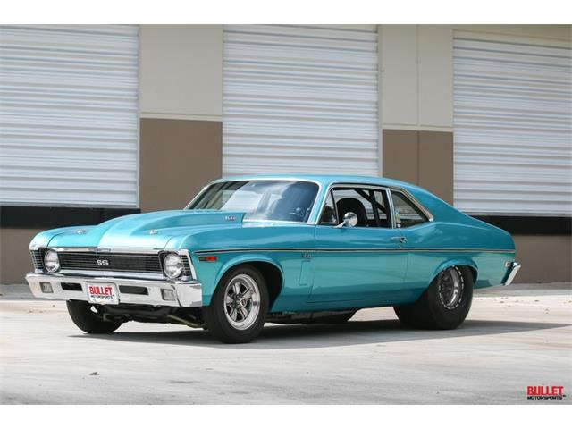 1969 Chevrolet Nova (CC-1465873) for sale in Fort Lauderdale, Florida