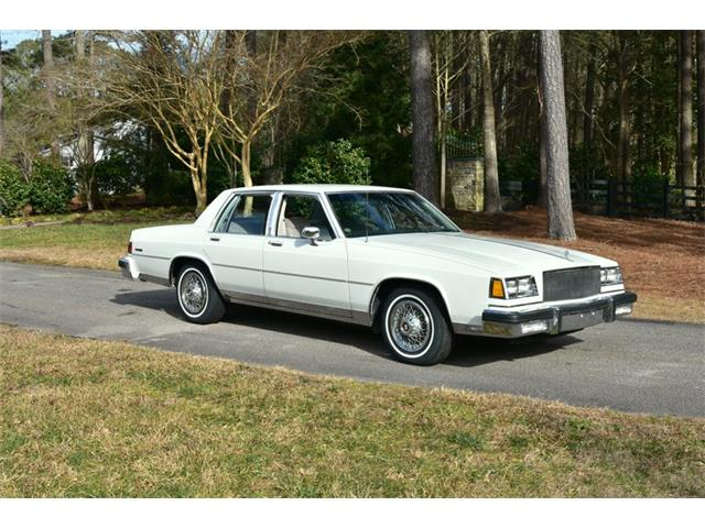 1984 Buick LeSabre (CC-1460588) for sale in Youngville, North Carolina