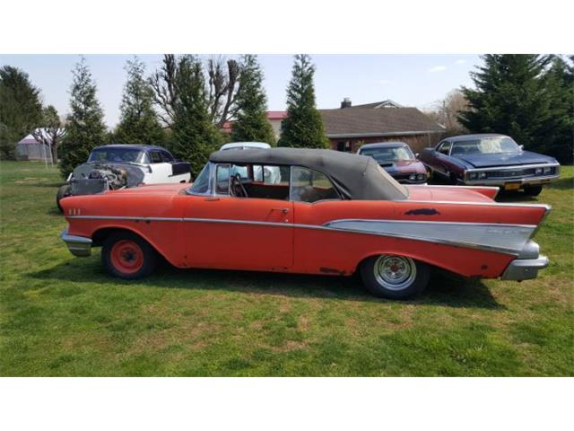 1957 Chevrolet Bel Air (CC-1465883) for sale in Cadillac, Michigan