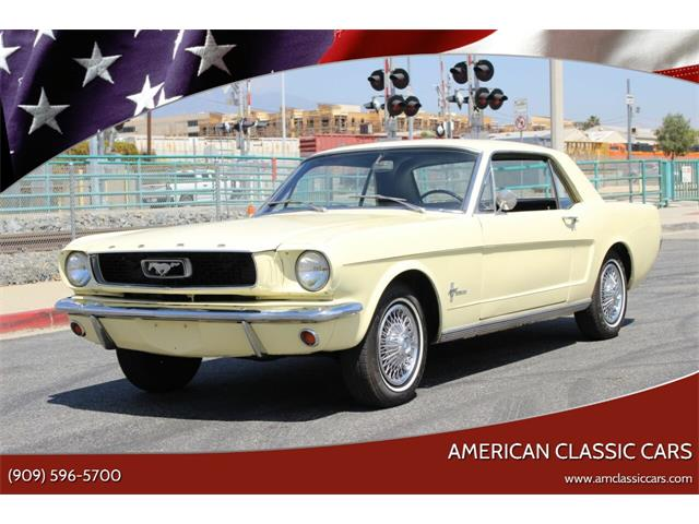 1966 Ford Mustang (CC-1465884) for sale in La Verne, California