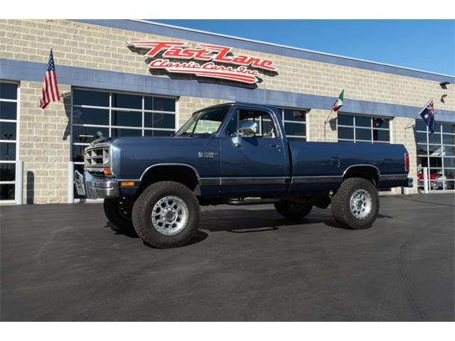 1989 Dodge Ram (CC-1465887) for sale in St. Charles, Missouri