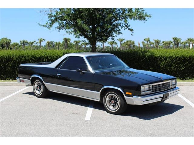 1984 Chevrolet El Camino (CC-1465891) for sale in Sarasota, Florida