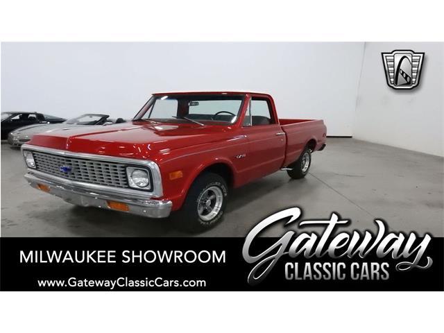 1971 Chevrolet C10 (CC-1465893) for sale in O'Fallon, Illinois