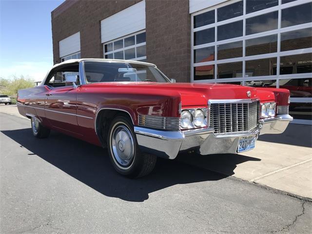 1970 Cadillac DeVille (CC-1465895) for sale in Henderson, Nevada