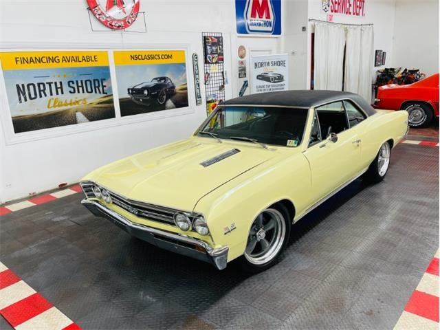 1967 Chevrolet Chevelle (CC-1465899) for sale in Mundelein, Illinois