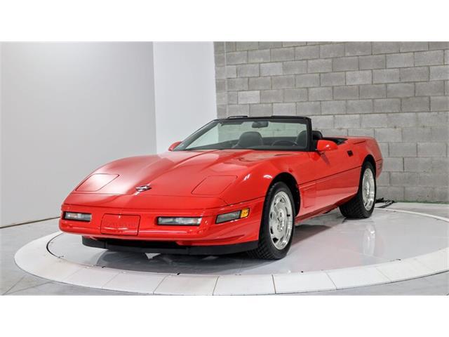 1996 Chevrolet Corvette (CC-1460059) for sale in Springfield, Ohio