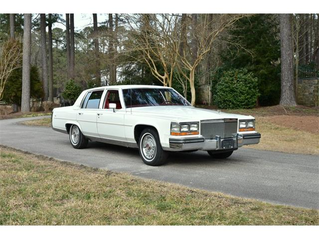 1987 Cadillac Brougham (CC-1460590) for sale in Youngville, North Carolina