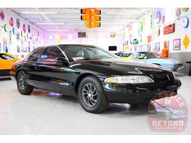 1997 Lincoln Mark VIII (CC-1465908) for sale in Wayne, Michigan