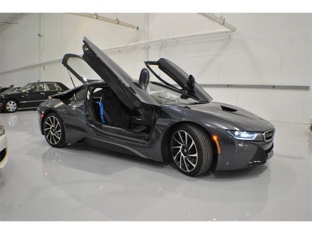 2017 BMW i8 (CC-1465909) for sale in Charlotte, North Carolina