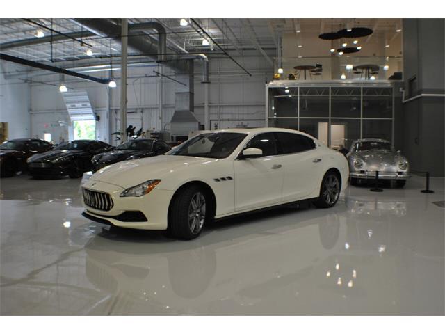 2017 Maserati Quattroporte (CC-1465910) for sale in Charlotte, North Carolina