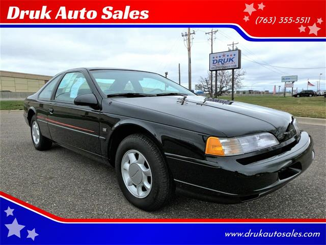 1993 Ford Thunderbird (CC-1465916) for sale in Ramsey, Minnesota