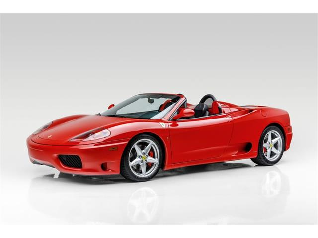 2004 Ferrari 360 (CC-1465919) for sale in Costa Mesa, California