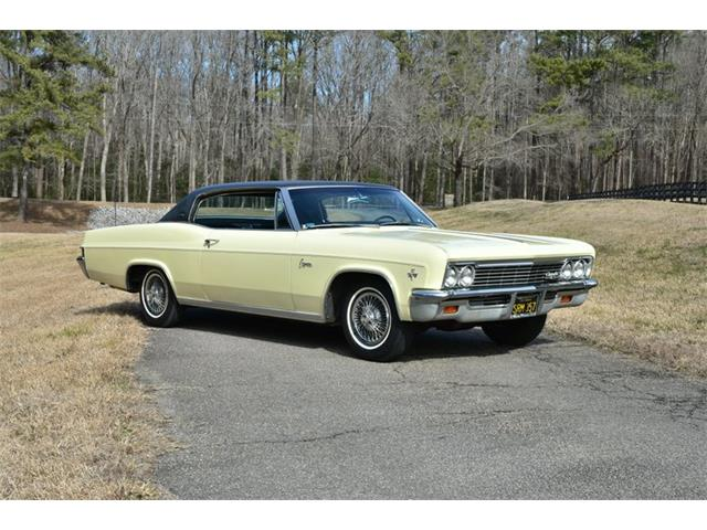 1966 Chevrolet Caprice (CC-1460592) for sale in Youngville, North Carolina