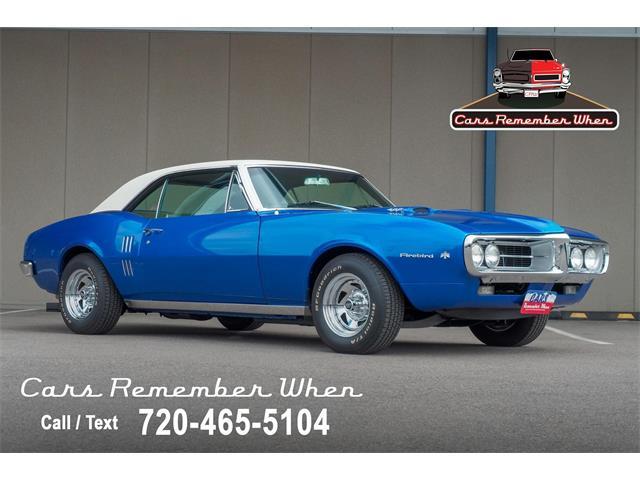 1967 Pontiac Firebird (CC-1465920) for sale in Englewood, Colorado