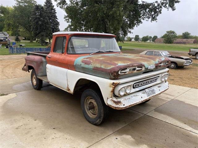 1961 Chevrolet Apache (CC-1465921) for sale in Brookings, South Dakota