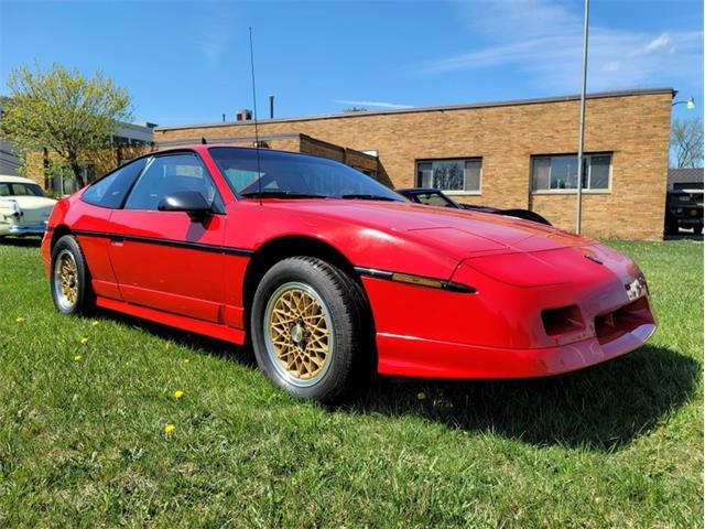 1988 Pontiac Fiero (CC-1465927) for sale in Troy, Michigan