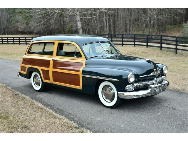 1950 Mercury Woody Wagon (CC-1460593) for sale in Youngville, North Carolina