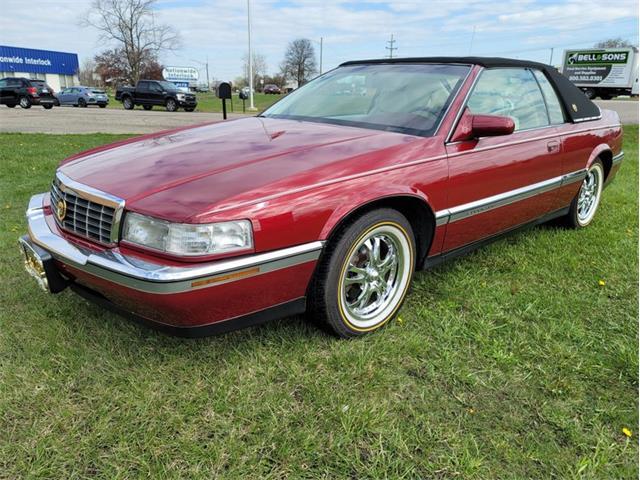 1993 Cadillac Eldorado (CC-1465930) for sale in Troy, Michigan