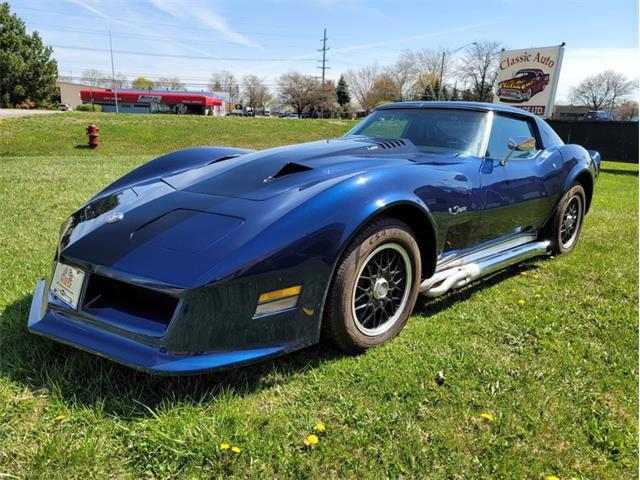1975 Chevrolet Corvette (CC-1465933) for sale in Troy, Michigan