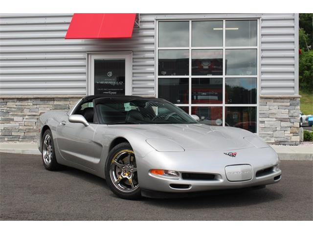 2004 Chevrolet Corvette (CC-1465936) for sale in Clifton Park, New York