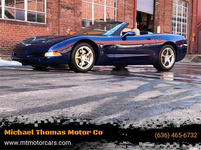 2004 Chevrolet Corvette (CC-1465939) for sale in Saint Charles, Missouri