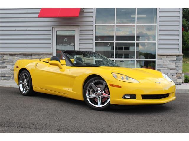 2007 Chevrolet Corvette (CC-1465940) for sale in Clifton Park, New York