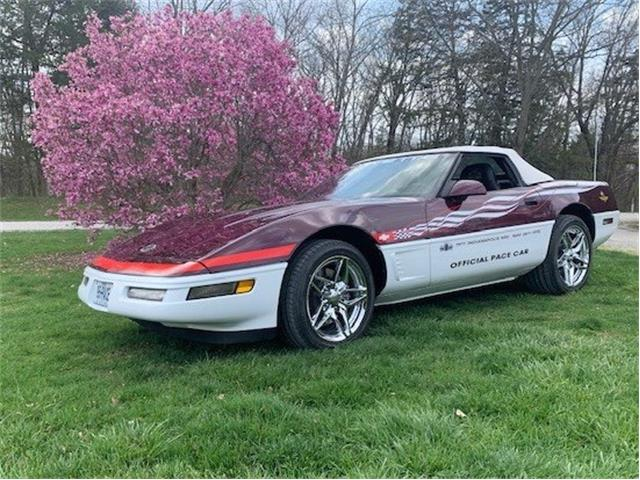 1995 Chevrolet Corvette (CC-1465943) for sale in TEBBETTS, Missouri