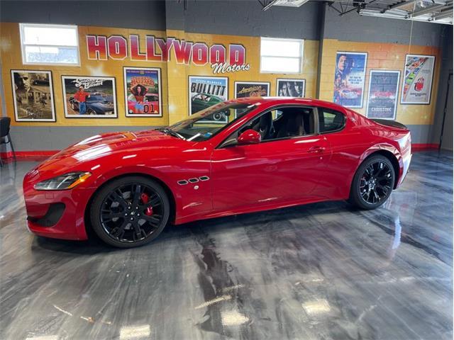 2014 Maserati GranTurismo (CC-1465945) for sale in West Babylon, New York