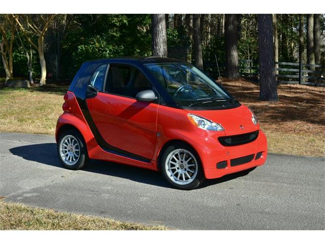 2012 Smart Fortwo (CC-1460595) for sale in Youngville, North Carolina