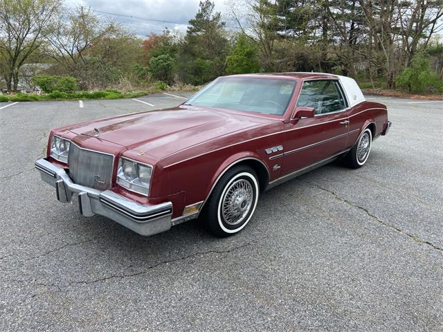 1985 Buick Riviera (CC-1465958) for sale in Westford, Massachusetts