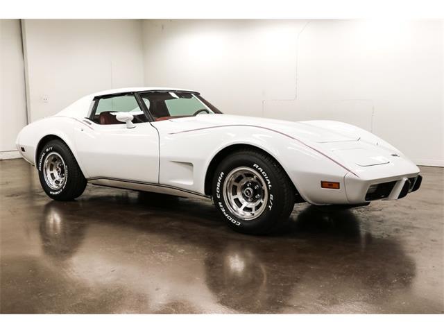 1977 Chevrolet Corvette (CC-1465960) for sale in Sherman, Texas