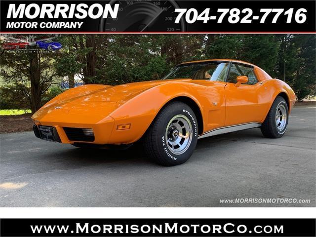 1977 Chevrolet Corvette (CC-1465967) for sale in Concord, North Carolina