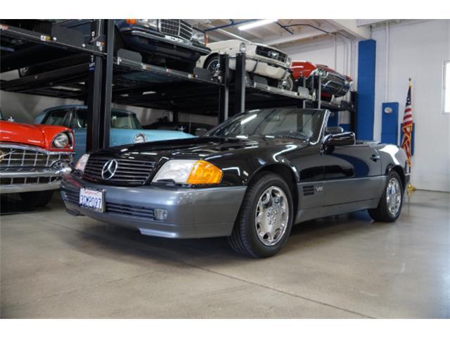 1994 Mercedes-Benz SL600 (CC-1465973) for sale in Torrance, California