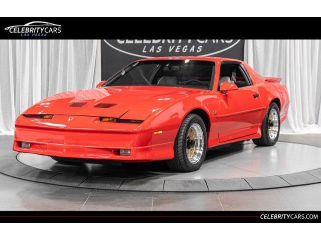 1989 Pontiac Firebird (CC-1465976) for sale in Las Vegas, Nevada