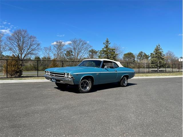 1969 Chevrolet Chevelle (CC-1465982) for sale in Wallingford, Connecticut