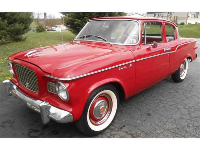 1960 Studebaker Lark (CC-1465992) for sale in Carlisle, Pennsylvania