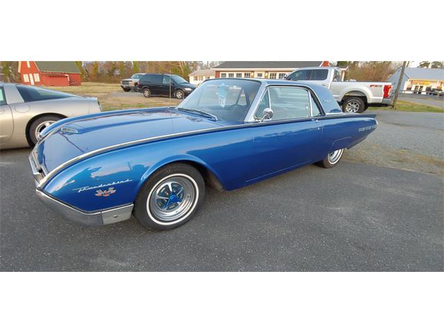 1962 Ford Thunderbird (CC-1465994) for sale in Carlisle, Pennsylvania